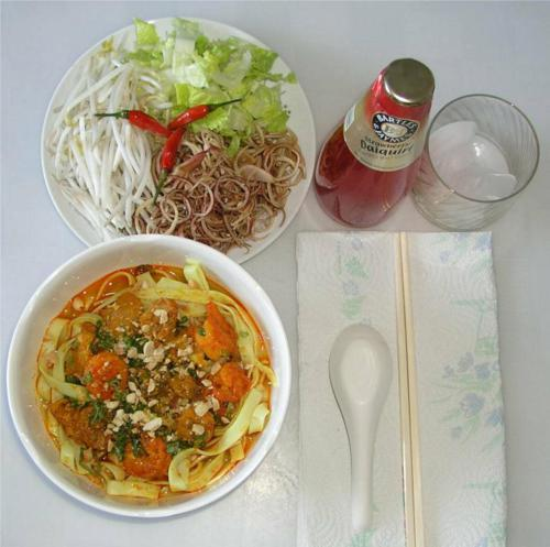 Quang noodle – Specially food in Quang Nam & Da Nang