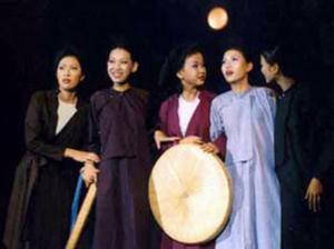 Vietnamese Southern Women Costumes
