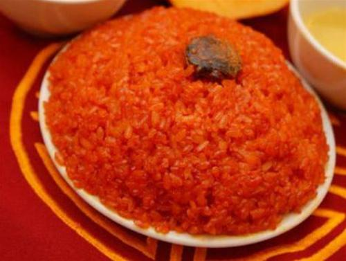 How to cook Steamed momordica glutinous rice?