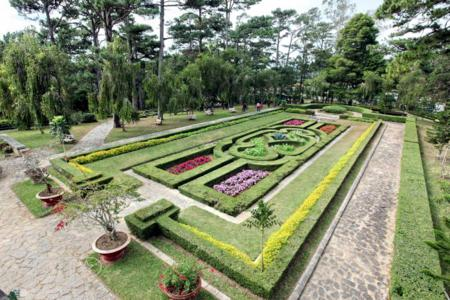 Bao Dai's palace, palace of bao dai king, vietnam in photos, lam dong province, Da lat