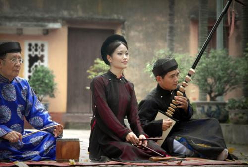 Chau van singing – The Vietnamese Intangible Heritage