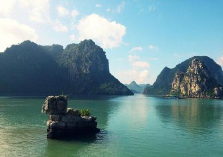 Ha Long bay - Quang Ninh province