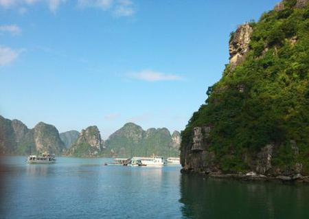vietnam in photos, Ha Long Bay, quang ninh province