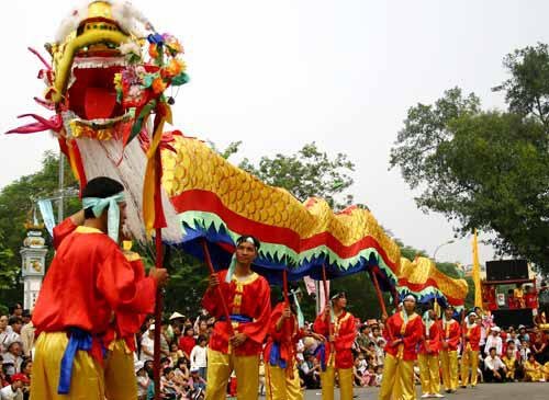 The Hung King Temple Festival