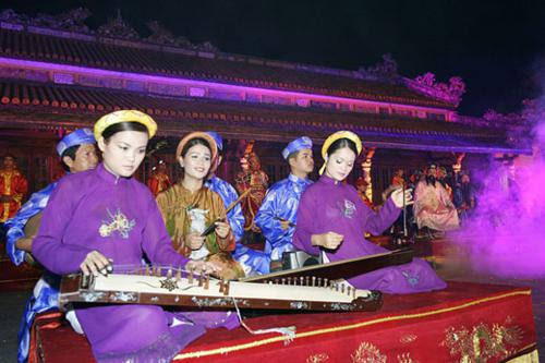The Royal Refined Music (Nha Nhac) of Hue
