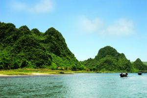 hong Nha-Ke Bang the Vietnam National Park