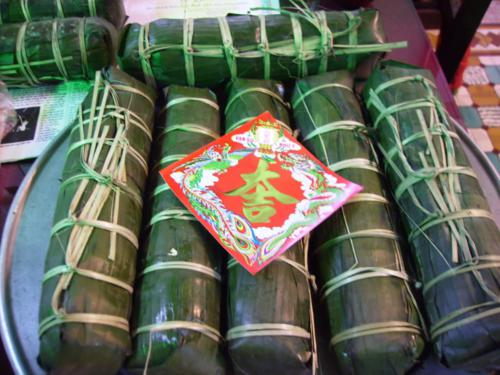 Tet Cake – The cake for TET holiday in Vietnam