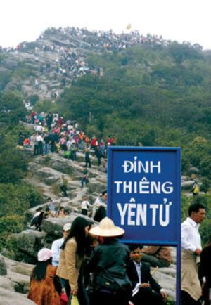culture festival, vietnam discovery, vietnam tour guide, vietnam tourism, vietnam tourist guide, vietnam tours, vietnam travel, vietnam travel guide, vietnamese culture, Yen Tu festival, Yen Tu, tourist guide, Quang Ninh, Quang Ninh Province