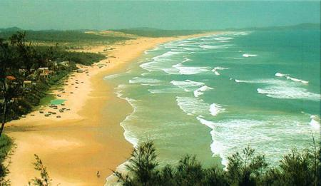 Da Nang city, My Khe beach, vietnam travel guide, vietnamese beach