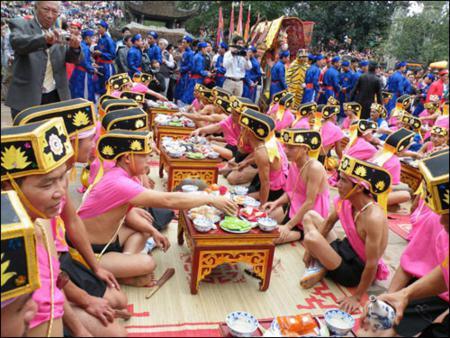 Saint Giong Festival, Intangible Heritage of Humanity, festival in ha noi, ha noi, vietnam travel guide, Vietnamese Intangible Heritage