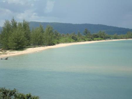 Vung Bau beach in Phu Quoc island - Kien Giang province