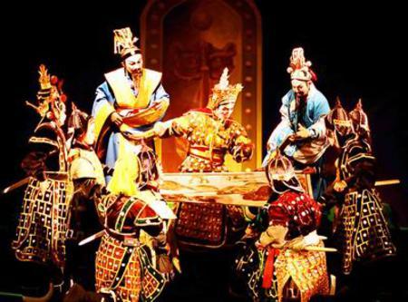 Tuong singing (Boi singing)