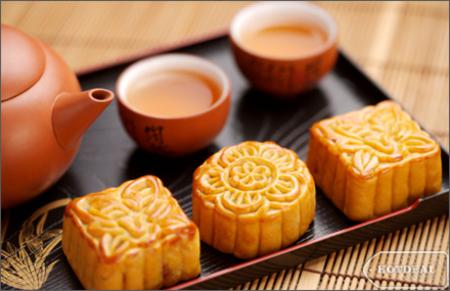 mooncake, Mid-Autumn Festival