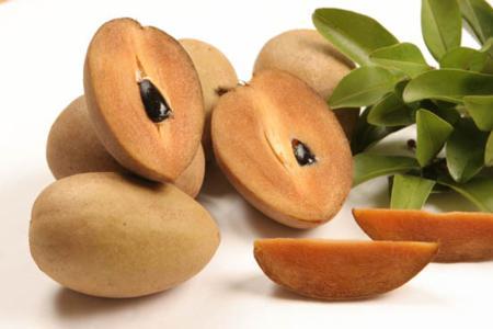 Vietnam's Sapodilla fruit