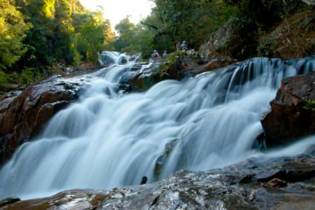 lam dong province, da lat, Cam Ly waterfall