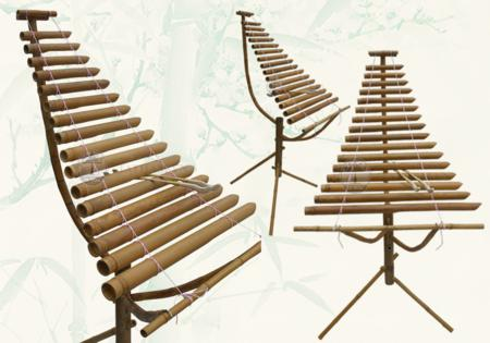 The T'Rung – A traditional bamboo xylophone