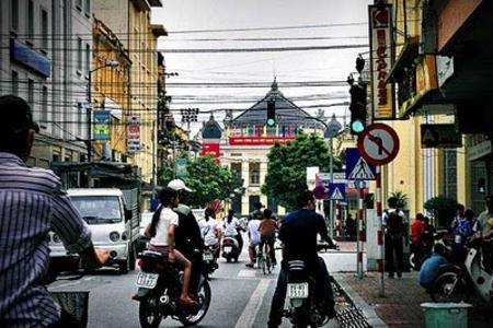 Trang Tien street