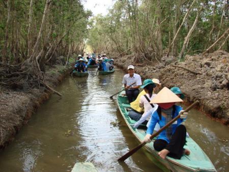 Popular Destination, ecotourism destination, dong thap province, vietnam travel guide