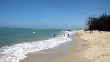 Ba Ria – Vung Tau province, vietnam travel guide, vietnamese beach, vung tau beach, loc an beach in vung tau
