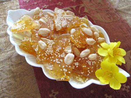 vietnamese candy, vietnamese jam, mirror candy