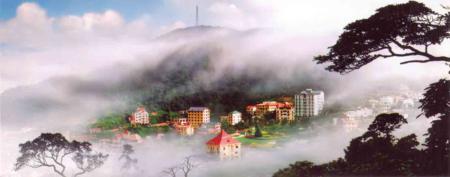 vinh phuc province, tam dao, vietnam discovery, vietnam travel guide