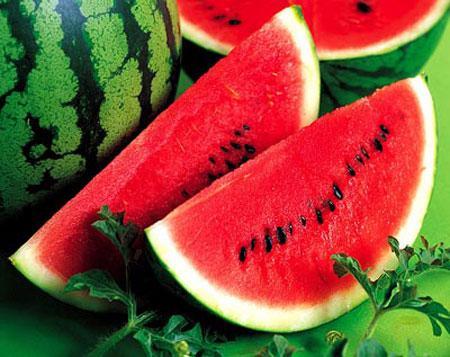 Vietnamese Watermelon fruit