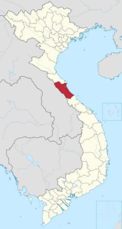 quang binh province - Vietnam