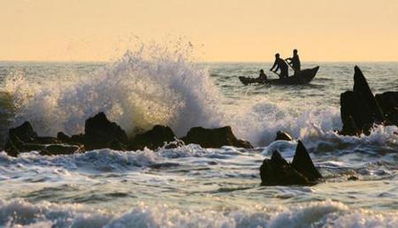 Photos of Hoanh Son beach (Ha Tinh province)
