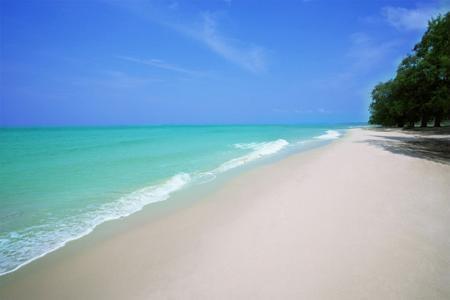 Bai Dai beach in Phu Quoc island