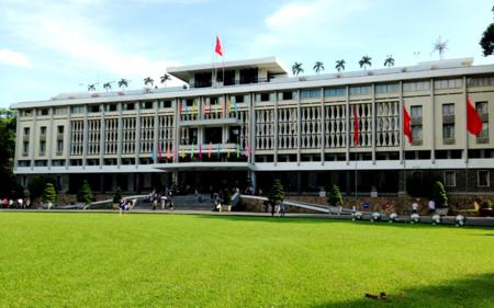 Thong Nhat Palace (Reunification Palace)