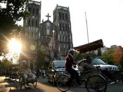 Nha Tho street in Ha Noi