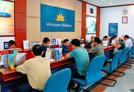 Vietnam Airline agency