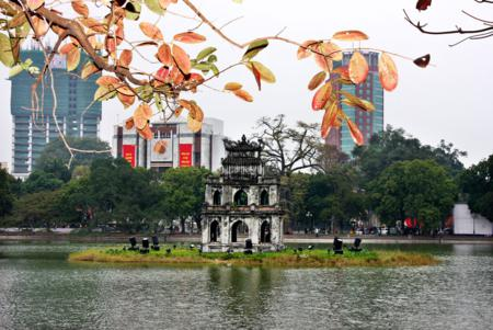 Ha Noi is named in TripAdvisor's Top 10 destinations in the world