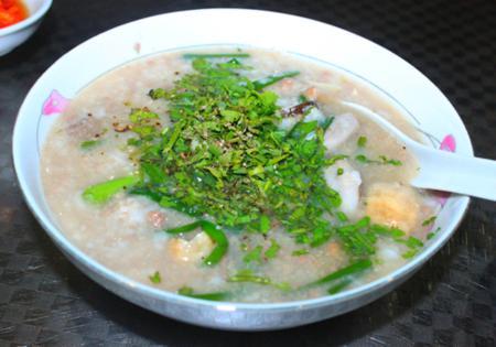 Chao Tieu - Tieu porridge