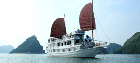 Availing some of the best types of cruise for a memorable moment at Halong Bay