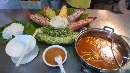 Lau Tha (Tha hot pot) in Phan Thiet
