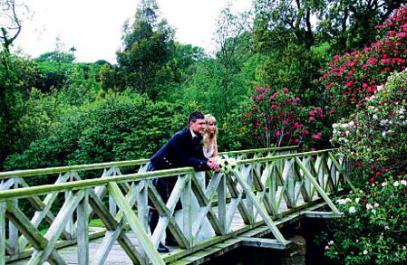 Scotland- A Beautiful Wedding Backdrop