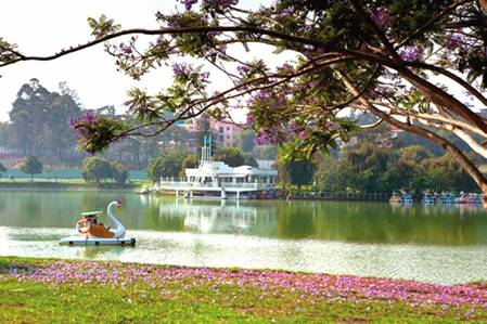 Da Lat has finished preparing for tourism week
