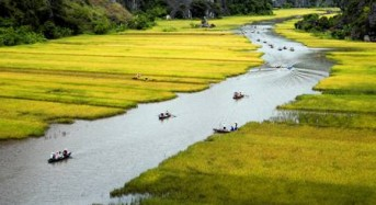Trang An will be honored as World Cultural and Natural Heritage