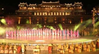Hue Festival 2014 – Cultural Heritage with Integration and Development