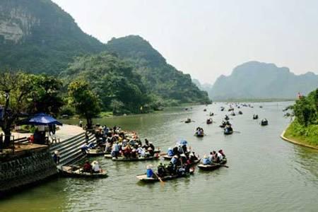 Trang An Eco-tourism complex 1