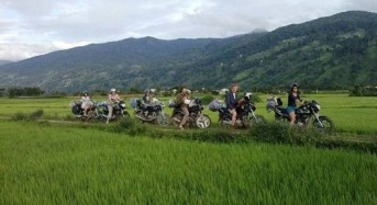 One month motorbike tour in Vietnam