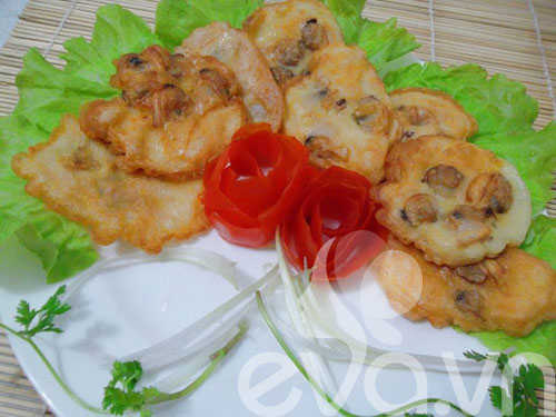 How to cook Vietnames fried clams?