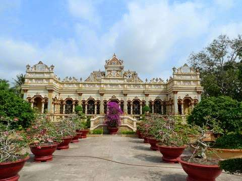 Attractions in Tien Giang