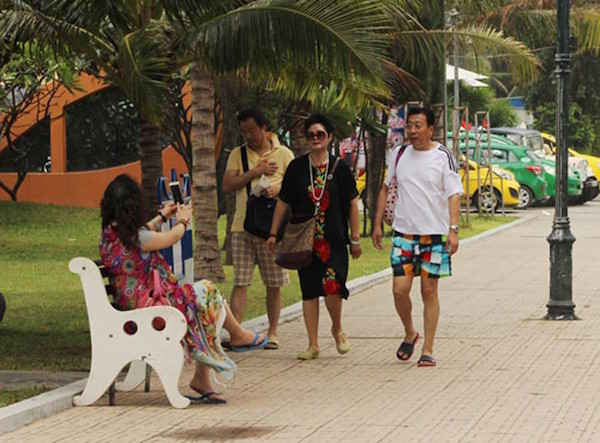 News: Chinese Tourists Flock To Nha Trang